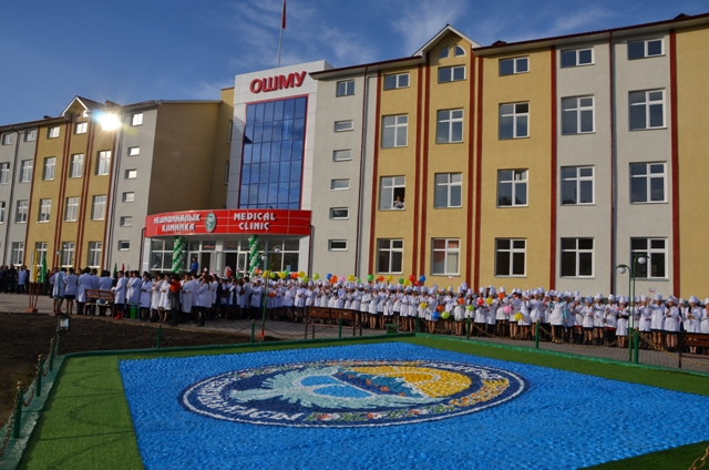Top Universities to study MD / MBBS in Kyrgyzstan